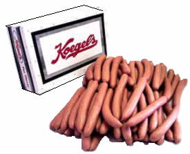 Koegel Hotdogs
